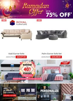 Royal Furniture catalogue ( 22 days left )