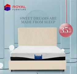Royal Furniture offers in the Royal Furniture catalogue ( Expires tomorrow)