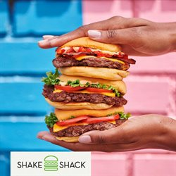 Shake Shack offers in the Abu Dhabi catalogue