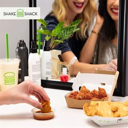 Restaurants offers in the Shake Shack catalogue in Al Ain ( 14 days left )