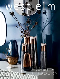 West Elm offers in the Mussafah catalogue