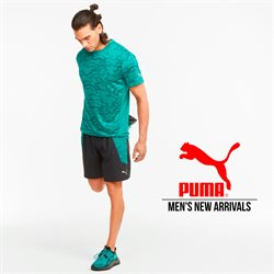 Sport offers in the Puma catalogue ( 17 days left)