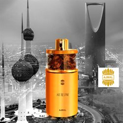 Health & Beauty offers in the Ajmal Perfumes catalogue in Abu Dhabi ( More than a month )