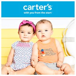Babies, Kids & Toys offers in the Carters catalogue in Abu Dhabi