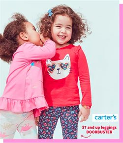 Babies, Kids & Toys offers in the Carters catalogue in Fujairah
