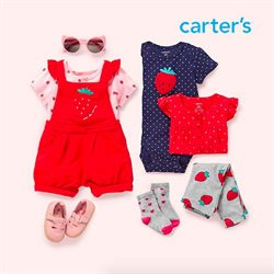 Babies, Kids & Toys offers in the Carters catalogue ( 27 days left )