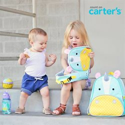 Babies, Kids & Toys offers in the Carters catalogue in Ajman ( Published today )