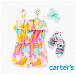 Babies, Kids & Toys offers in the Carters catalogue in Mussafah ( 14 days left )