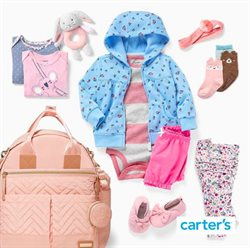 Carters catalogue ( More than a month )