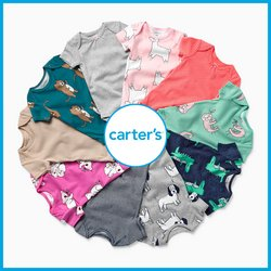 Babies, Kids & Toys offers in the Carters catalogue ( 23 days left)