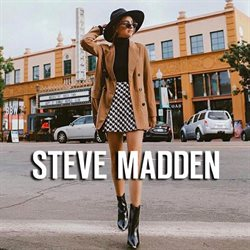 Steve Madden offers in the Dubai catalogue