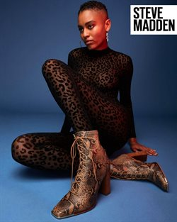 Steve Madden catalogue ( Expired )