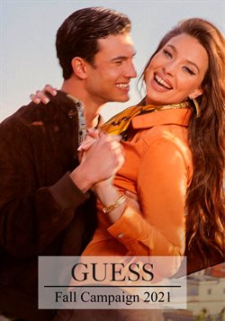 Guess offers in the Guess catalogue ( More than a month)