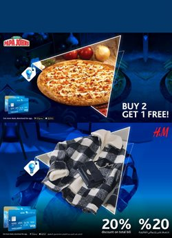 Offers of Pizza in Adib