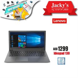 Jacky's Electronics offers in the Sharjah catalogue