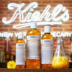 Kiehl's catalogue ( More than a month )
