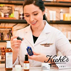 Kiehl's catalogue ( Published today)
