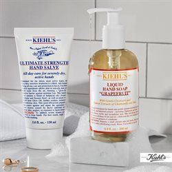 Kiehl's catalogue ( 29 days left )
