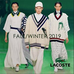 Lacoste offers in the Al Ain catalogue