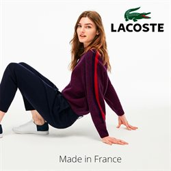 Lacoste offers in the Dubai catalogue
