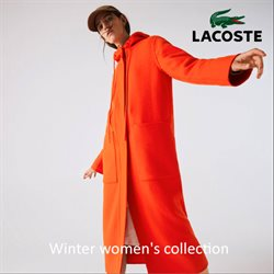 Lacoste catalogue ( Expired )