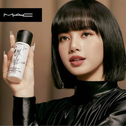 MAC Cosmetics offers in the MAC Cosmetics catalogue ( More than a month)