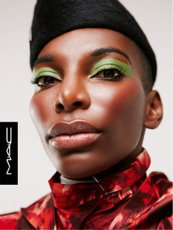 Health & Beauty offers in the MAC Cosmetics catalogue ( More than a month)
