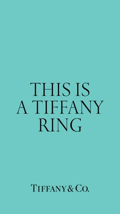 Tiffany & Co catalogue ( Expires today)