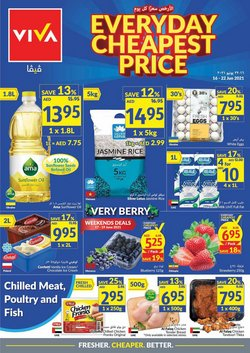 Groceries offers in the Viva catalogue ( Expires today)