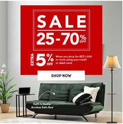 Home & Furniture offers in the Home Centre catalogue in Abu Dhabi