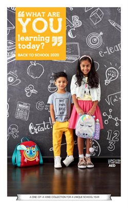 Offers of Back to school in Home Centre