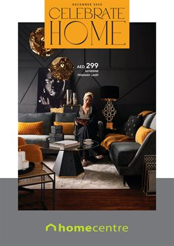 Home Centre catalogue in Al Ain ( More than a month )