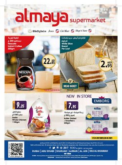 Groceries offers in the Al Maya catalogue in Abu Dhabi ( Published today )