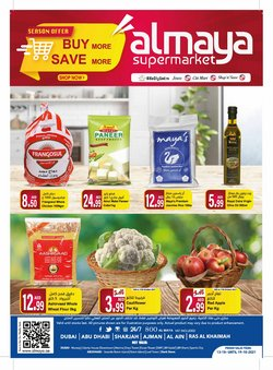 Groceries offers in the Al Maya catalogue ( Expires tomorrow)