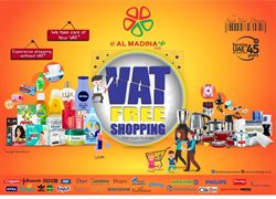 Groceries offers in the Al Madina catalogue in Abu Dhabi ( 2 days left )