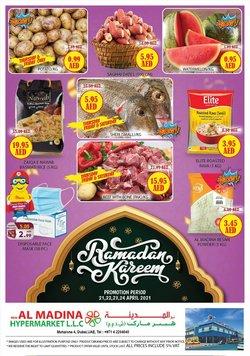 Al Madina catalogue ( Expires tomorrow )