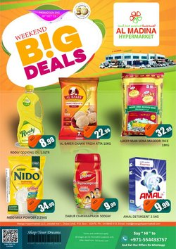 Groceries offers in the Al Madina catalogue ( 3 days left)