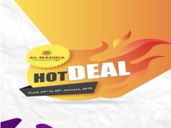Al Madina offers in the Abu Dhabi catalogue