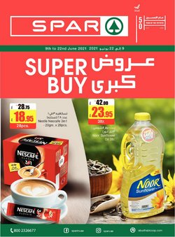 Spar offers in the Spar catalogue ( Expires today)