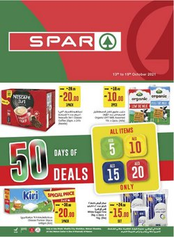 Groceries offers in the Spar catalogue ( Expires tomorrow)