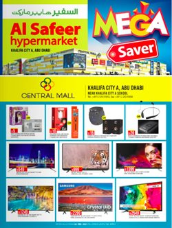 Groceries offers in the Safeer Market catalogue in Al Ain ( Expires tomorrow )