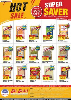 Groceries offers in the Al Adil catalogue ( 1 day ago)