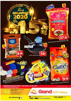 Season offers in the Grand Hyper catalogue ( 1 day ago)