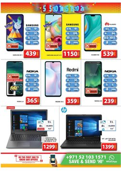 Offers of Samsung Galaxy in Grand Hyper