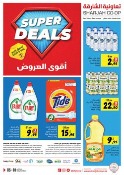 Groceries offers in the Sharjah Co-op Society catalogue ( Expires today)