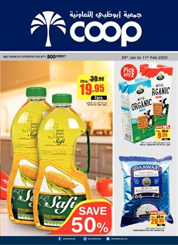 Abudabhi Coop offers in the Abu Dhabi catalogue