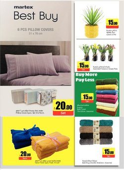 Offers of Bedding in Abudabhi Coop