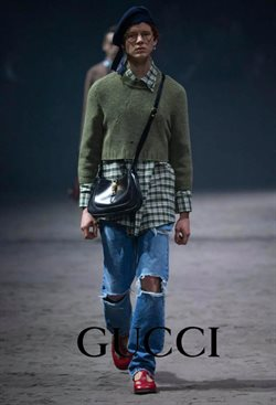 Gucci catalogue ( More than a month )