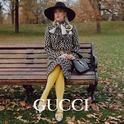 Gucci catalogue in Abu Dhabi ( 20 days left )
