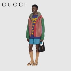 Gucci offers in the Gucci catalogue ( Expires today)